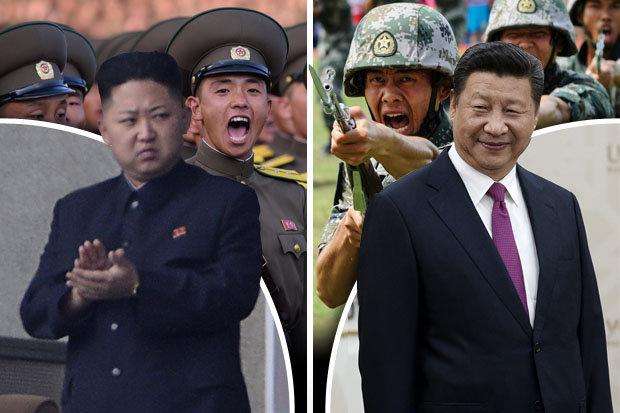 Trung Quốc cắt hoàn toàn quan hệ quân sự với Triều Tiên - 1