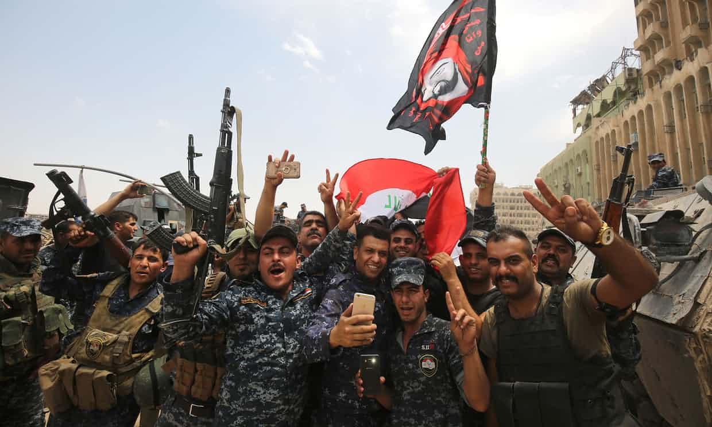 """Mất thành trì quan trọng nhất Iraq, IS vẫn """"sống khỏe"""" - 2"""