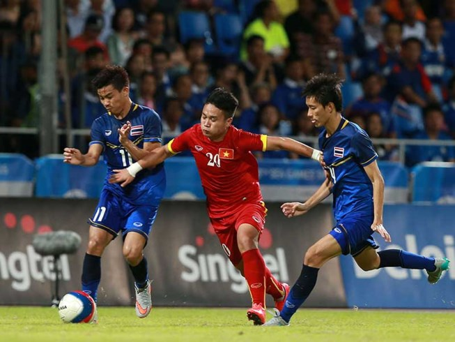 Ngại U-22 Việt Nam, Thái Lan tính đường dài - 1