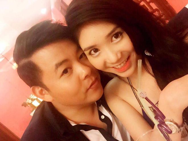 Quang Lê, Thanh Bi: Hai năm yêu nhau ngập tràn ảnh nóng - 10