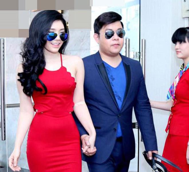 Quang Lê, Thanh Bi: Hai năm yêu nhau ngập tràn ảnh nóng - 11