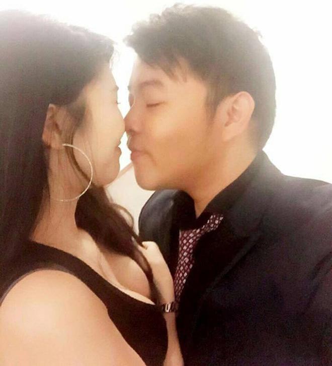 Quang Lê, Thanh Bi: Hai năm yêu nhau ngập tràn ảnh nóng - 14