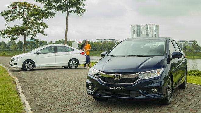 Cơ hội lái thử Honda City 2017 trong tháng 7 và 8/2017 - 3