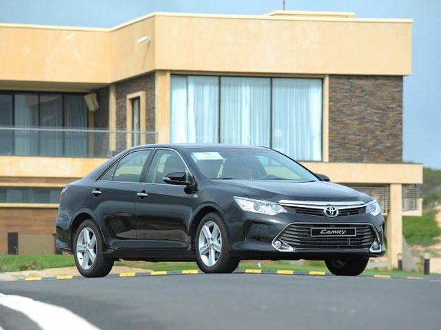 Toyota tiếp tục đại hạ giá xe lần 2 trong tháng - 1