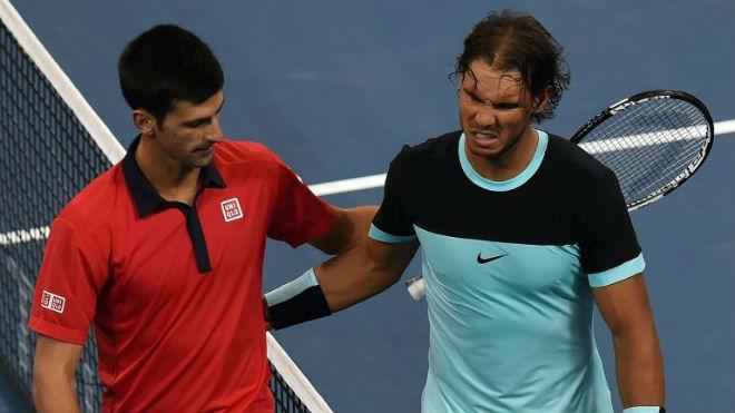 Tennis 24/7: Nadal và Djokovic không bạn bè trước đây - 1