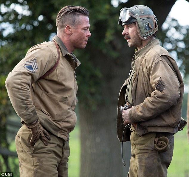 """Brad Pitt và Tom Cruise: Ai vào vai quân nhân """"chuẩn"""" nhất? - 10"""