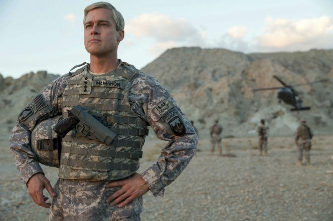 """Brad Pitt và Tom Cruise: Ai vào vai quân nhân """"chuẩn"""" nhất? - 11"""