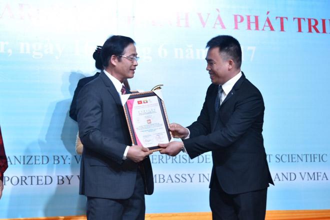 Bảo Tín Minh Châu nhận 3 giải thưởng quốc tế tại Thái Lan và Myanmar - 3