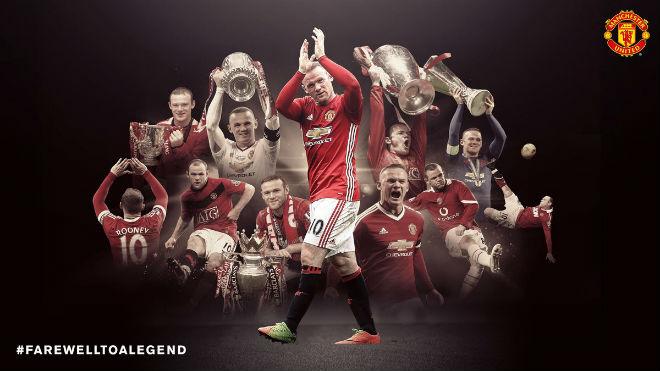 """Rooney rời MU: Chưa trọn vẹn hai từ """"huyền thoại"""" - 3"""