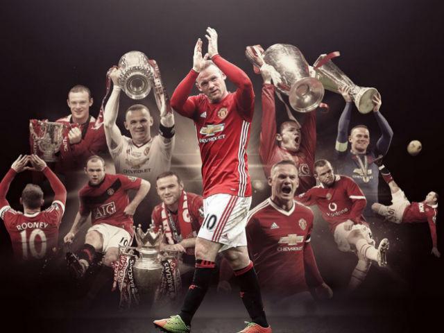 """Rooney rời MU: Chưa trọn vẹn hai từ """"huyền thoại"""""""