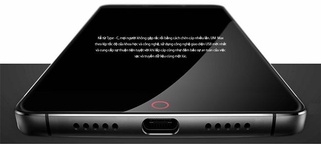 Điều gì đang diễn ra bên trong dòng điện thoại UM Max? - 3