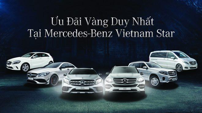 Thời điểm tốt nhất để sở hữu xe Mercedes-Benz từ Vietnam Star - 1