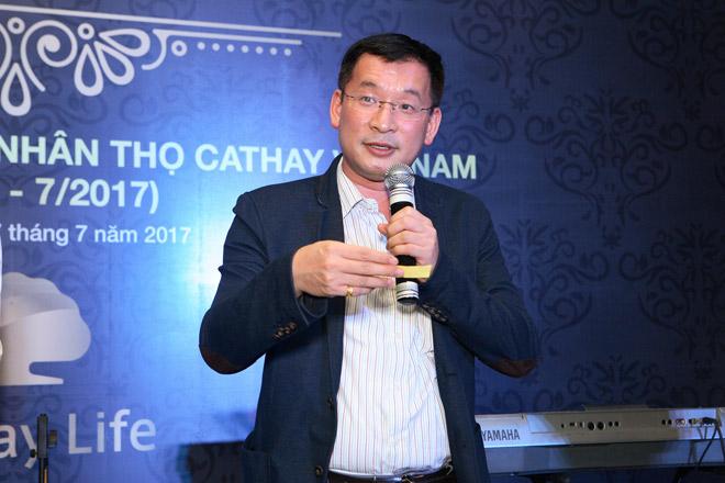 Công ty BHNT Cathay kỉ niệm 9 năm hoạt động tại Việt Nam - 2
