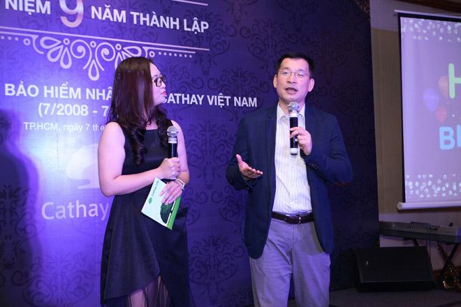 Công ty BHNT Cathay kỉ niệm 9 năm hoạt động tại Việt Nam - 3