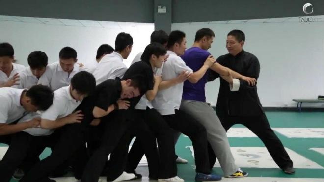MMA: Từ Hiểu Đông quyết chiến Nhất đại tông sư Thái Cực - 2