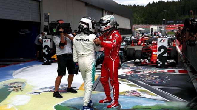 """F1, Austrian GP: """"Người Phần Lan bay"""" và 0,6 giây hú hồn - 3"""