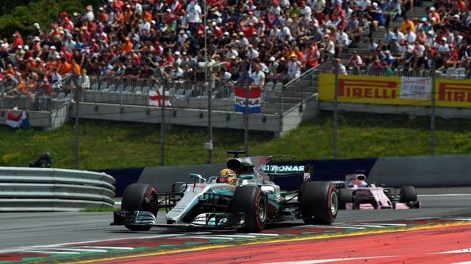 """F1, Austrian GP: """"Người Phần Lan bay"""" và 0,6 giây hú hồn - 5"""