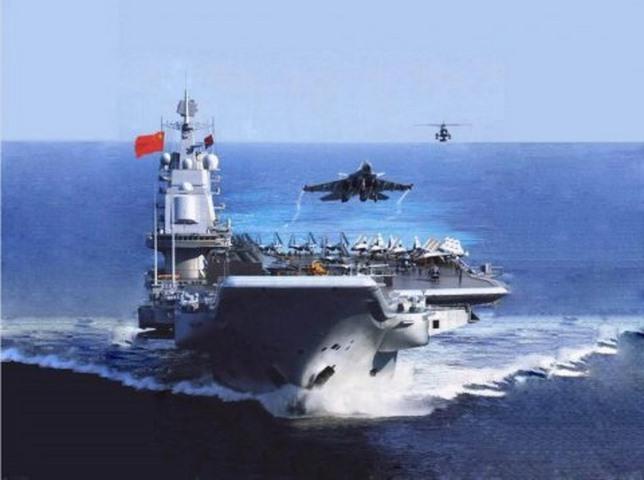 """Báo Mỹ:  Siêu tàu sân bay Nga chỉ là """"giấc mơ viển vông"""" - 3"""