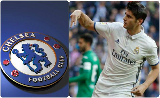 Chuyển nhượng Real 10/7: Chelsea chồng 80 triệu euro mua Morata - 1