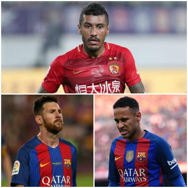 Barca: Sợ bè phái Brazil, Messi chặn cửa mua sao từ Trung Quốc - 1
