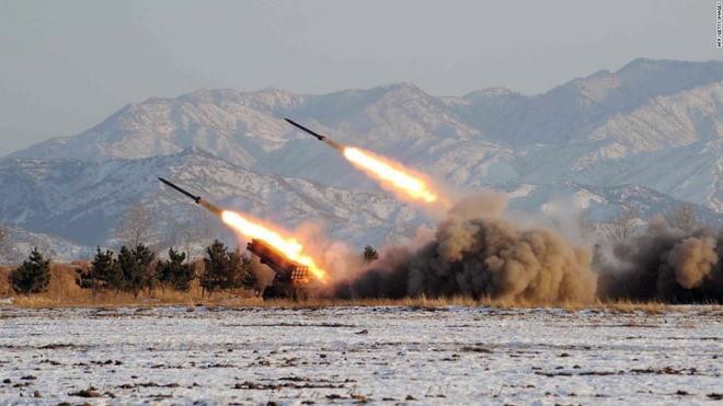 Tên lửa Triều Tiên đủ sức hạ triệu người trong vài phút? - 1