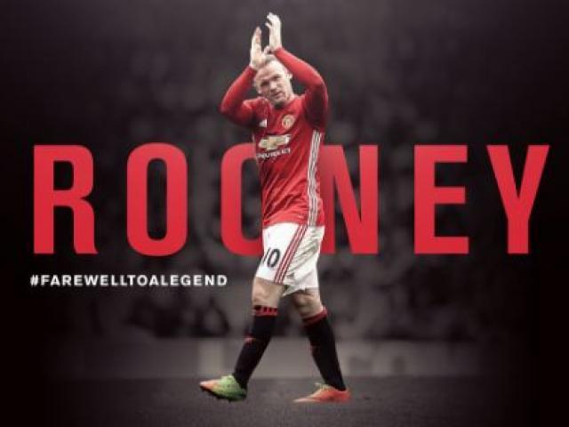 Rooney dứt tình MU sau 13 năm: Xin đừng trách ân nhân