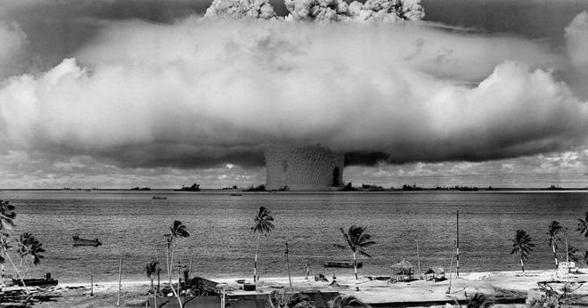 Kế hoạch của Mỹ đánh bom hạt nhân đội tàu chiến Nhật Bản - 1