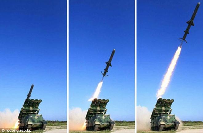 Vũ khí đáng sợ không kém của Triều Tiên ngoài tên lửa đạn đạo - 2