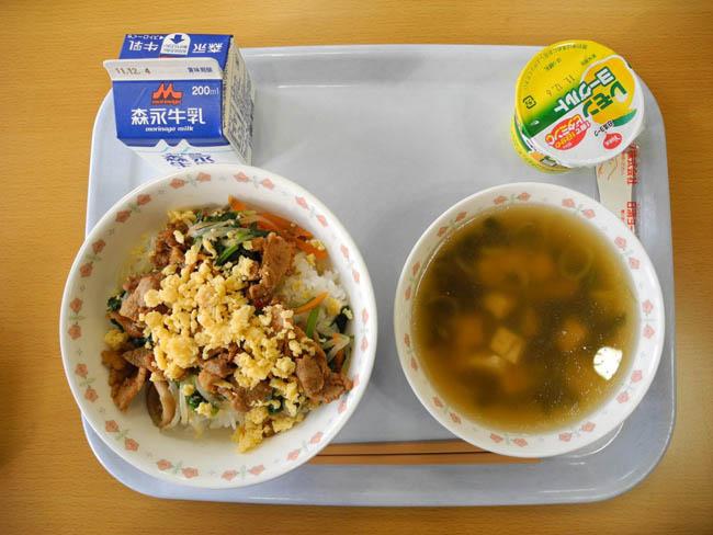 Có gì đặc biệt trong bữa trưa của học sinh Nhật Bản? - 8