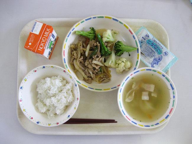 Có gì đặc biệt trong bữa trưa của học sinh Nhật Bản? - 4