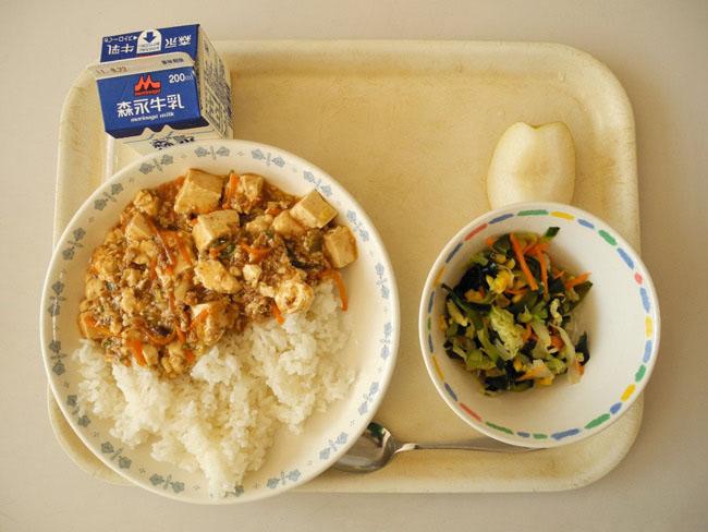 Có gì đặc biệt trong bữa trưa của học sinh Nhật Bản? - 5