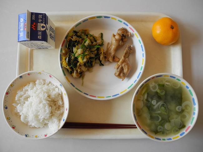 Có gì đặc biệt trong bữa trưa của học sinh Nhật Bản? - 6
