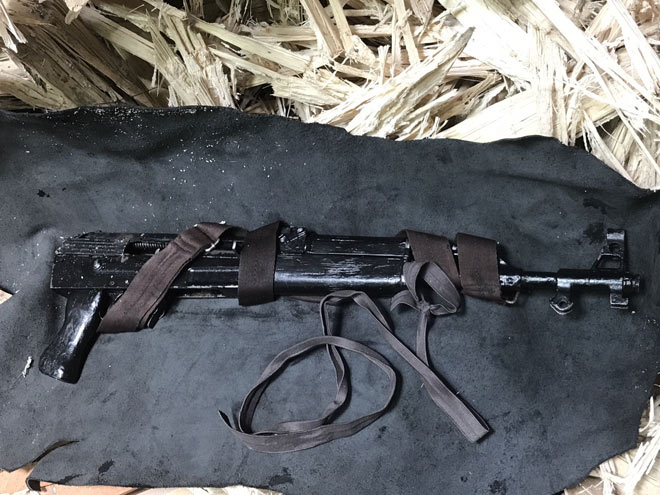 Ẩu đả, thanh niên ở Sài Gòn rút khẩu AK bắn 2 phát đạn - 1
