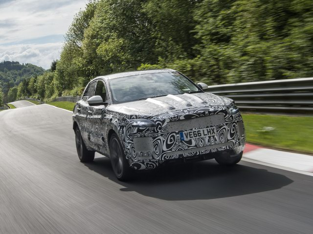 Jaguar E-Pace ấn định ra mắt ngày 13/7/2017 - 1