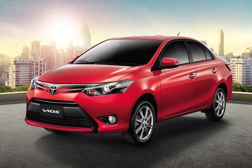 10 mẫu xe bán chạy nhất Việt Nam tháng 6/2017 - 12