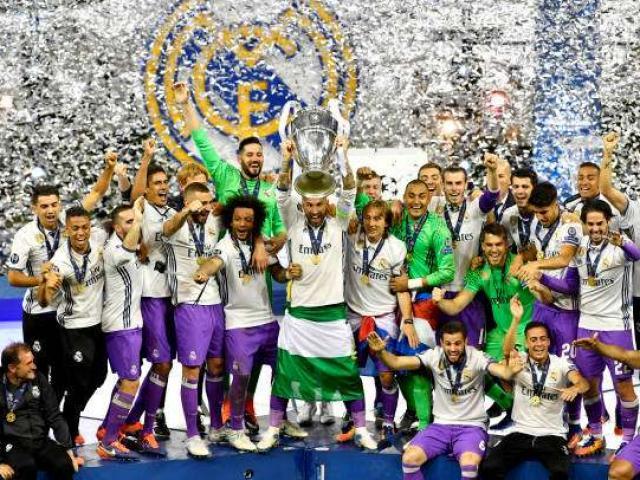 Real Madrid hội quân:
