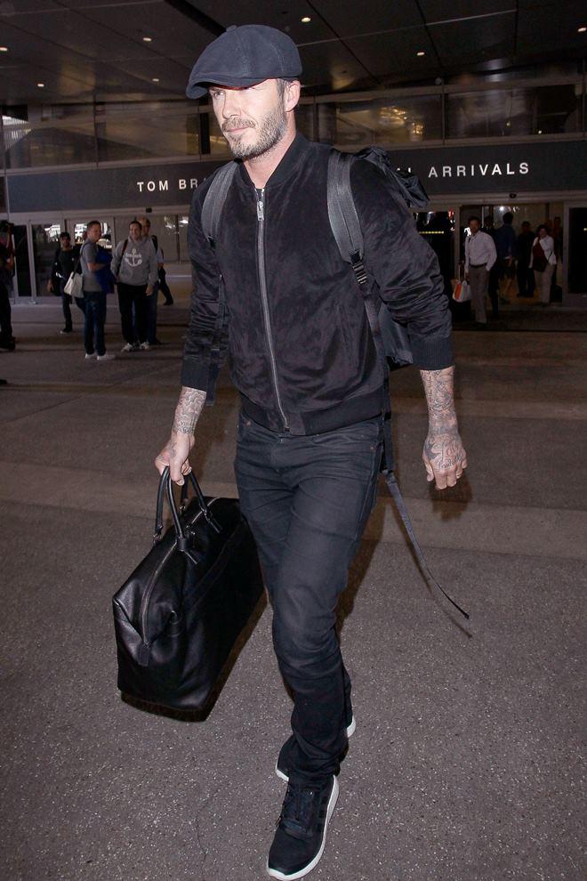 Beckham cứ sành điệu như này trách sao các chân dài mãi mê mệt - 3