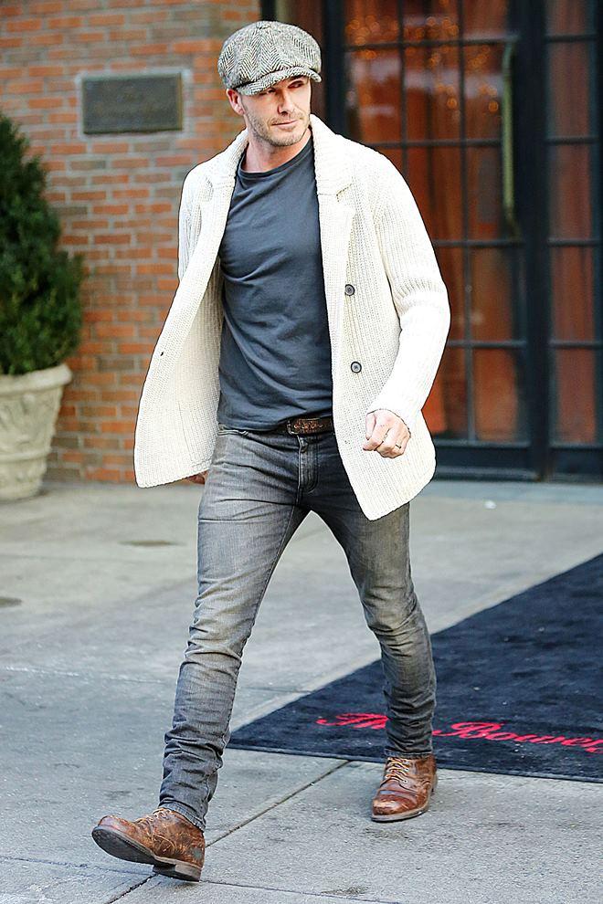 Beckham cứ sành điệu như này trách sao các chân dài mãi mê mệt - 7