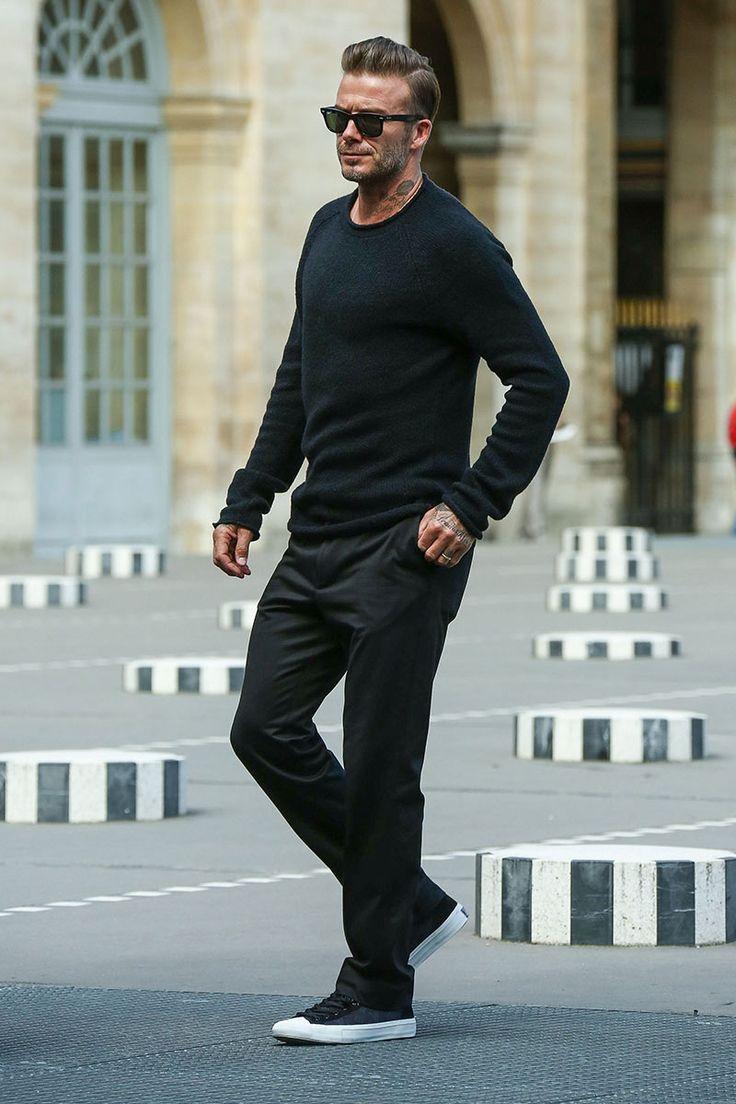 Beckham cứ sành điệu như này trách sao các chân dài mãi mê mệt - 10