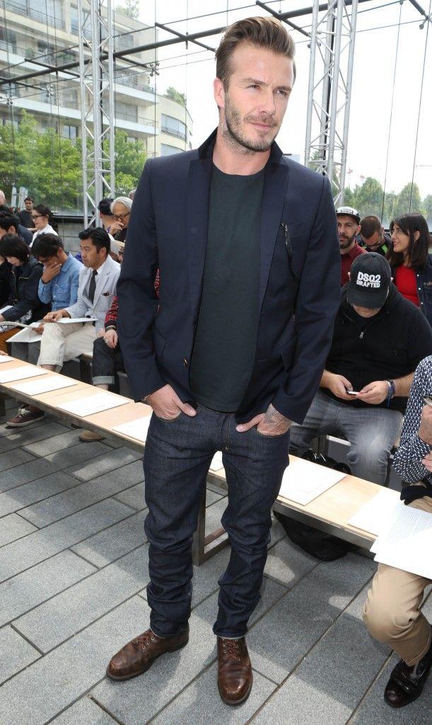 Beckham cứ sành điệu như này trách sao các chân dài mãi mê mệt - 11