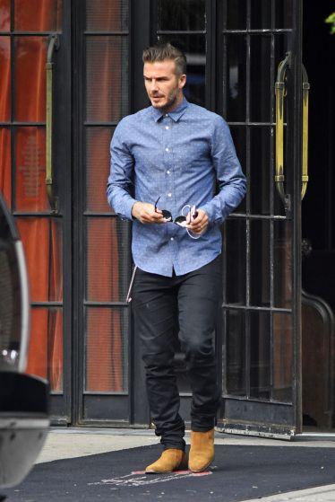 Beckham cứ sành điệu như này trách sao các chân dài mãi mê mệt - 13