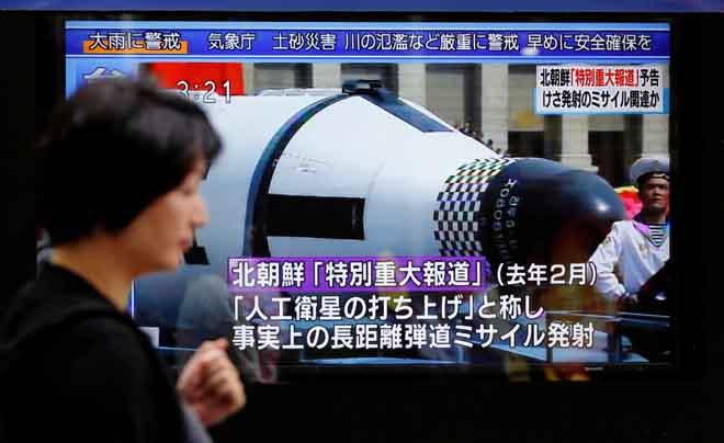 Kịch bản Triều Tiên tung đòn hạt nhân chống Mỹ và đồng minh - 1
