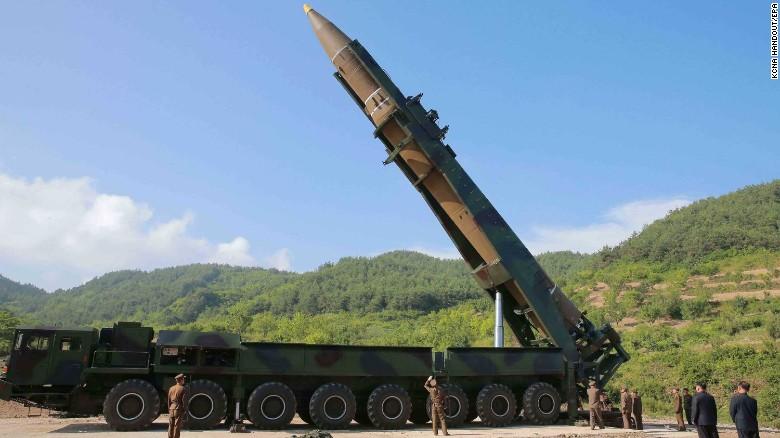 Kịch bản Triều Tiên tung đòn hạt nhân chống Mỹ và đồng minh - 3