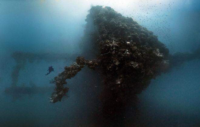 """Hạm đội tàu chiến """"ma"""" của Nhật Bản dưới Thái Bình Dương - 3"""