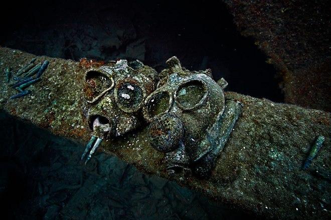 """Hạm đội tàu chiến """"ma"""" của Nhật Bản dưới Thái Bình Dương - 9"""