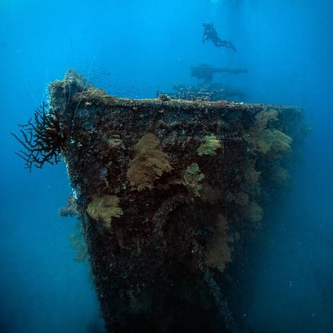 """Hạm đội tàu chiến """"ma"""" của Nhật Bản dưới Thái Bình Dương - 8"""