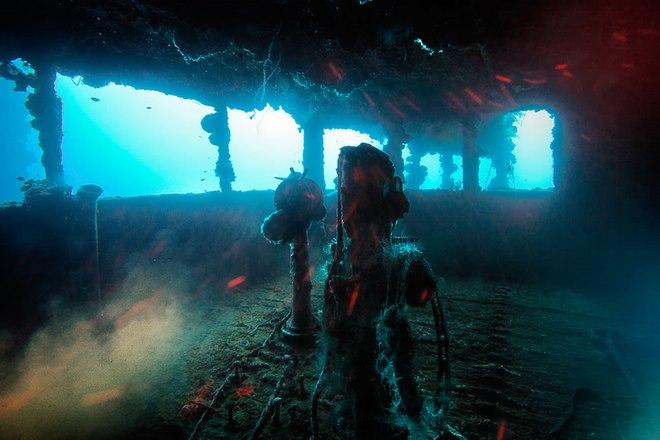 """Hạm đội tàu chiến """"ma"""" của Nhật Bản dưới Thái Bình Dương - 12"""