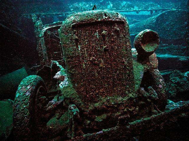 """Hạm đội tàu chiến """"ma"""" của Nhật Bản dưới Thái Bình Dương - 7"""