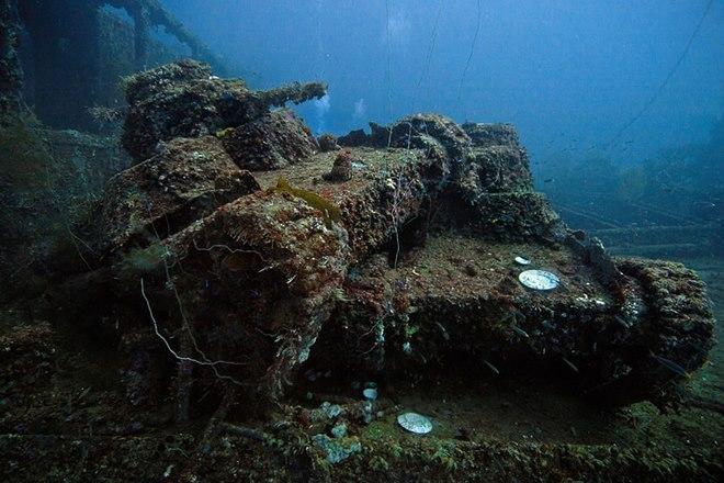 """Hạm đội tàu chiến """"ma"""" của Nhật Bản dưới Thái Bình Dương - 14"""