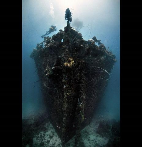 """Hạm đội tàu chiến """"ma"""" của Nhật Bản dưới Thái Bình Dương - 13"""